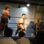 名古屋鶴舞で毎週試合が楽しめるスポルティーバでプロレスデビューした話